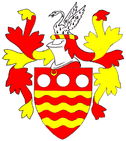 One of the Blachford Coats of Arms